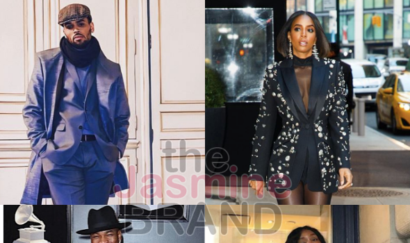 Chris Brown, Kelly Rowland, NeYo & Sza Speak Out About Australia's Deadly Fires