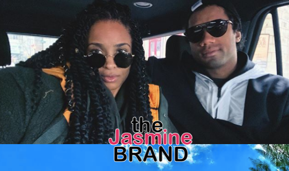 Ciara & Russell Wilson Are Expecting Baby Number 3! [Photos]