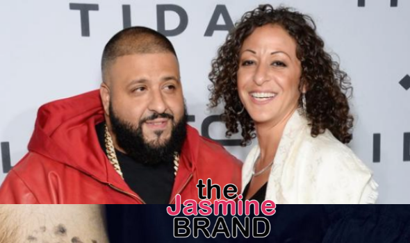 DJ Khaled & Wife Welcome Baby #2