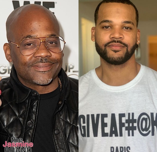 Dame Dash Sues WeTV, Claims They Required Son Boogie Dash To Drink For 'Growing Up Hip Hop' Ratings