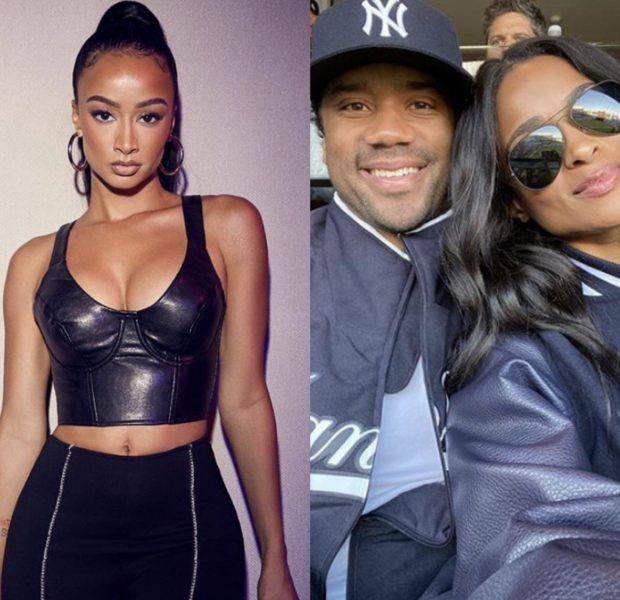 Draya Michele Seemingly Asks Ciara For Prayer That Landed Russell Wilson: What I Gotta Do?