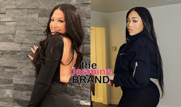 Jordyn Woods' Mother Comes To Her Defense Over Butt Enhancement Rumors: We Have A** Naturally!