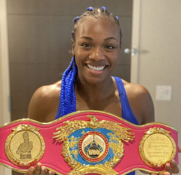 Boxer Claressa Shields Makes History, Becomes Fastest Fighter To Win Titles In 3 Weight Classes