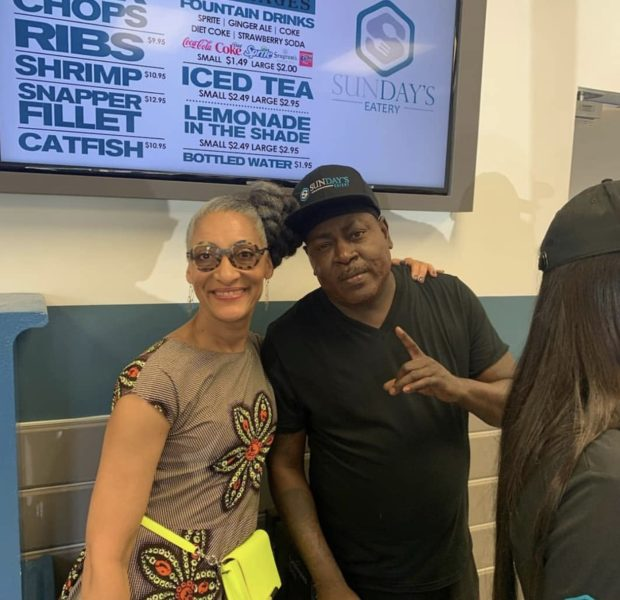 Trick Daddy Is All Smiles, Posing With Fans At His Restaurant After Arrest For DUI & Cocaine Possession [VIDEO]