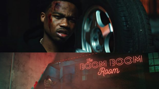 "Roddy Ricch Crashes & Hits Up ""Boom Boom Room"" In Latest Video"