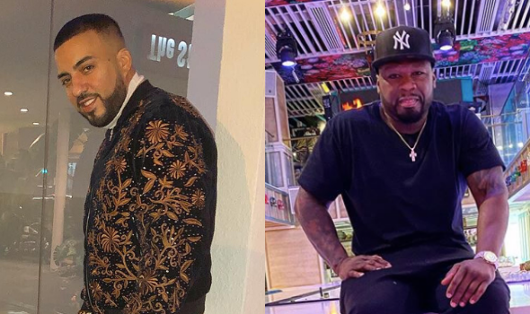 French Montana Denies Being Punched By 50 Cent In Viral Video: I Wish He Would Touch Me [WATCH]
