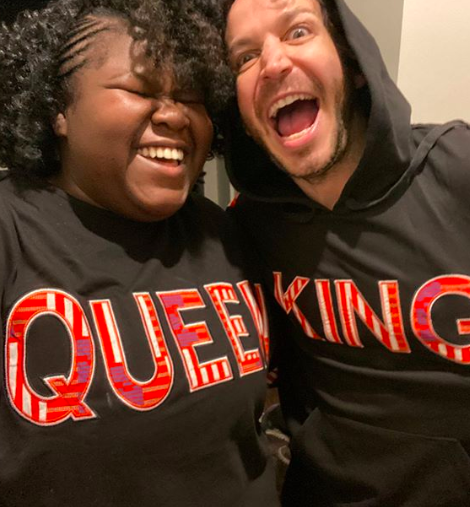 'Empire' Actress Gabby Sidibe's Boyfriend Gives Her Sweet Message For The New Year: I Love Being Your Forever