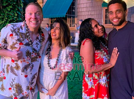 Comedian Gary Owens Jokes About His Wife Swooning Over Michael Ealy: She's In A Trance!