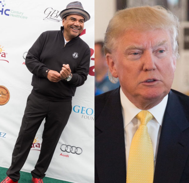 "George Lopez Jokingly Supports Idea Of Iran Assassinating Donald Trump: ""We'll Do It For Half!"""