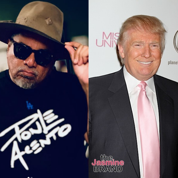 George Lopez – Secret Service Looking Into His Joke About President Donald Trump