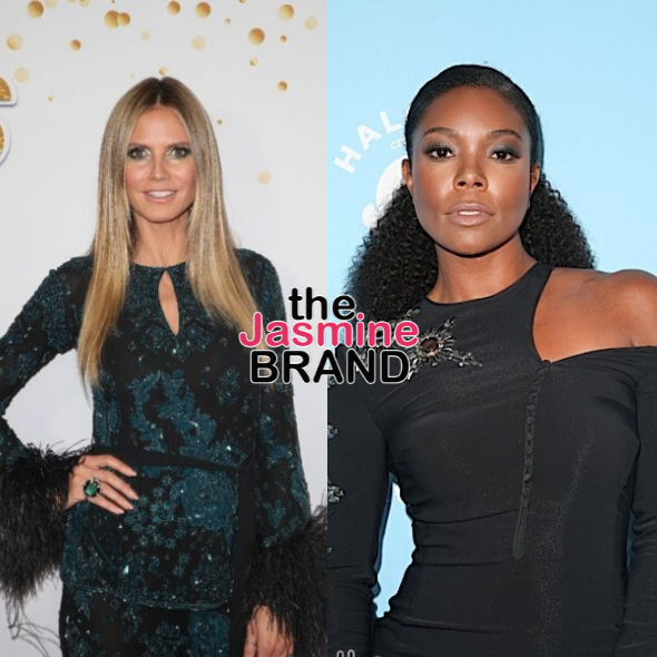 Heidi Klum Says 'A Lot Of People Got Mad At Me' For Not Backing Gabrielle Union: I Was Called, For Example, A White Woman