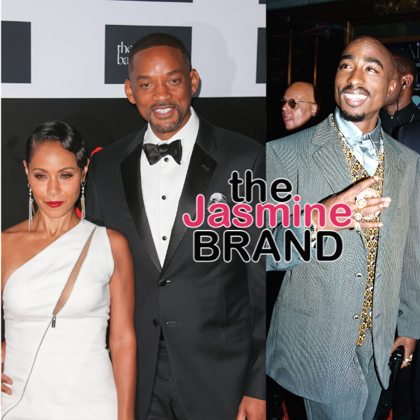 Will Smith Admits 'I Was Deeply, Deeply Insecure' Of Jada Pinkett Smith's Connection With Tupac 'I Just Couldn't Handle It'