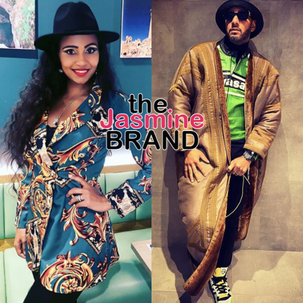 Swizz Beatz Baby Mama Shares Explosive Texts Allegedly From Producer + Says She's Afraid For Her Life
