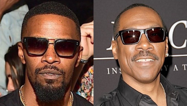 Jamie Foxx Going On Stand-Up Tour, Says He Would Want Eddie Murphy To Go With Him: I Think It's Our Time