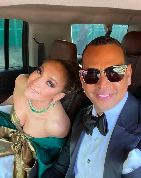J.Lo & A. Rod Indefinitely Postpone Summer Wedding In Italy Due To Pandemic