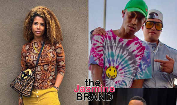 Kelis Blasts Neptunes After Their Early 2000s Fallout, Says They 'Blatantly Lied & Tricked' Her + Talks Drama With Nas: The Red Flags Were There