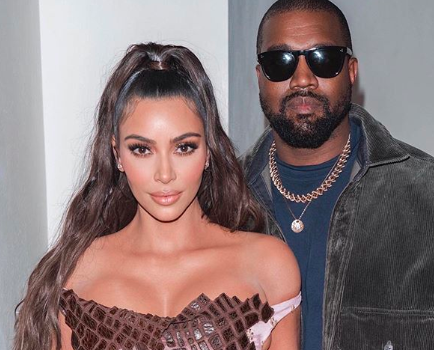 Kim Kardashian To Spend Valentine's Day With Children Amid Reports She's Divorcing Kanye West