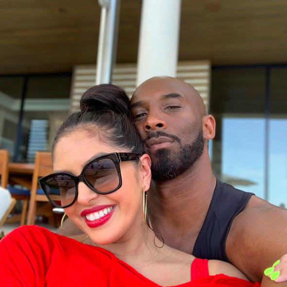 Kobe Bryant's Wife Vanessa Bryant Makes Instagram Page Private, Turns Off Comments After His Passing