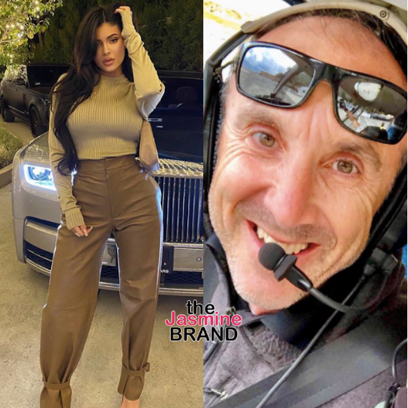 Kylie Jenner Reveals She Often Flew On Helicopter That Crashed, Adds She Knew The Deceased Pilot: He Was Such A Nice Man
