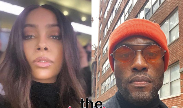 "La La Anthony Spotted With ""Aquaman"" Star Yahya Abdul, Insider Says 'That's A Mutual Friend, Melo & La Are Doing Just Fine'"