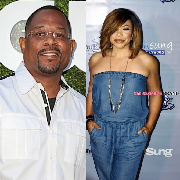 "Martin Lawrence Says Tisha Campbell's Sexual Harassment Lawsuit Led Him To Leave ""Martin"" Show: It Was Bullsh*t"