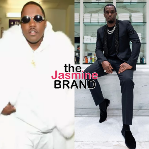 Mase Lashes Out At Diddy, Says He Refuses To Give Him Back His Publishing & Claims Diddy 'Tarnished' His Name 'With His Horrendous Business Model'