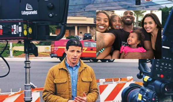 Kobe Bryant – Journalist Suspended After Inaccurately Reporting All 4 Of NBA Star's Daughters Were In Fatal Helicopter Crash, Issues Apology