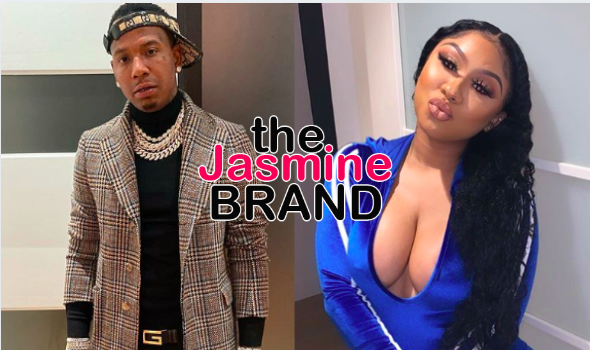 MoneyBagg Yo Confirms He's Dating Ari Fletcher + Posts That He's 'Never' Leaving His Girl