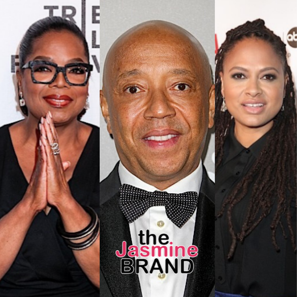 Oprah Winfrey Says Russell Simmons Tried To Push Her To Quit Docu w/ His Accusers + Ava DuVernay Chimes In
