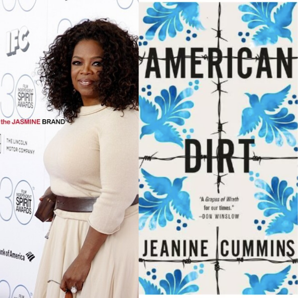 'American Dirt' Publisher Cancels Author's Book Tour Over Safety Concerns After Oprah Winfrey Addresses Book Club Controversy