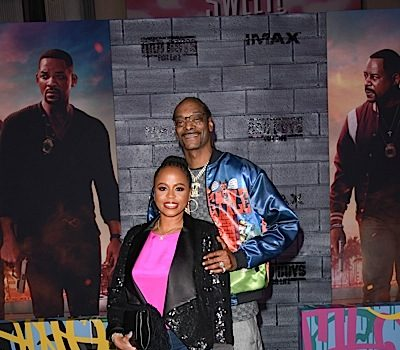 Snoop Dogg Apologizes To His Wife – Say's He's 'Ashamed' For Messing With A 'Lame B****'