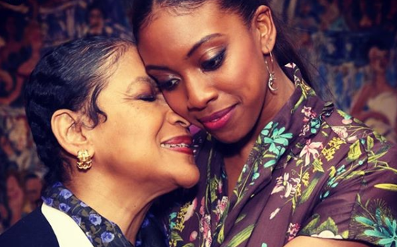 Phylicia Rashad Says She Always Knew Her Daughter Condola Would Be An Actress