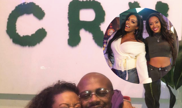 Porsha Williams' Fiancé Says Her Sister Unblocked Him After Cheating Scandal, Reveals They Hadn't Spoken In 9 Months