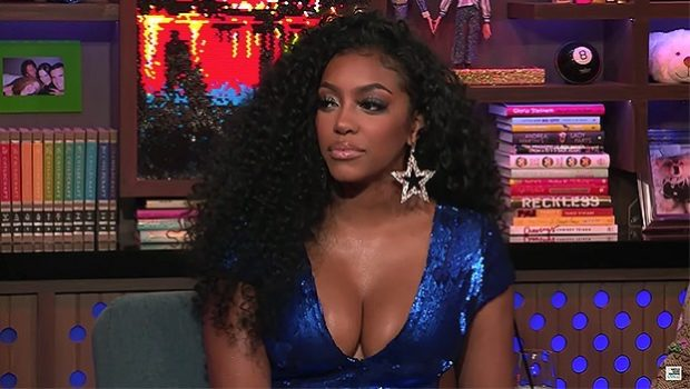"Porsha Williams Responds To New Allegations Of Dennis McKinley Cheating Again: ""I Don't Know! Let Me Figure Out My Life!"""