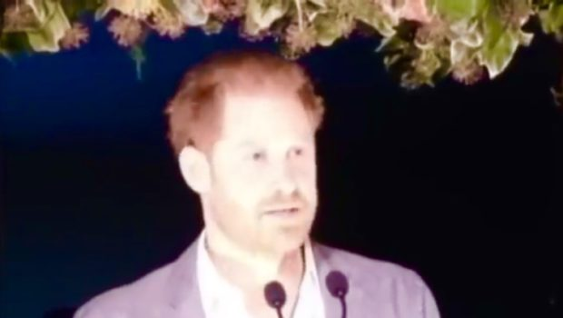 "Prince Harry Speaks Out In First Speech Since Departing From Royal Family: ""There Was No Other Option"""