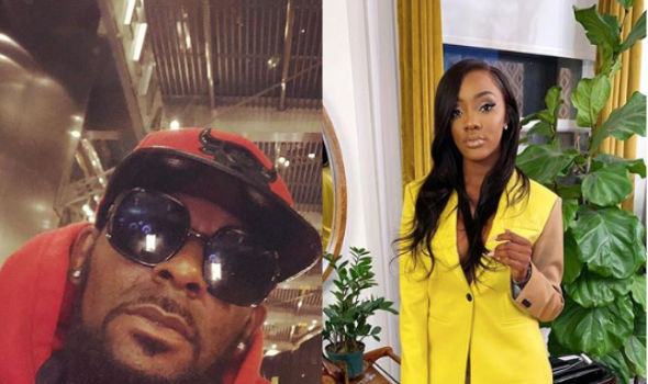 "R. Kelly – Woman Who Claims He Gave Her STD Has Been Physically Attacked By His Fans: ""It's Kind Of Worse Since He's In Jail!"""