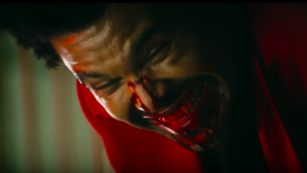 The Weeknd Drops Gory Visual For Single 'Blinding Lights' [WATCH]