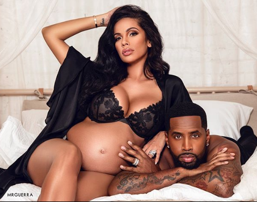 Love & Hip-Hop's Safaree Samuels & Erica Mena Welcome Baby Girl [Photo]
