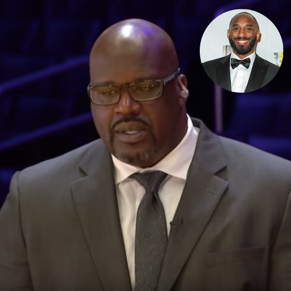 Shaquille O'Neal Breaks Down Crying While Discussing Kobe Bryant: I Haven't Felt Pain That Sharp In Awhile [WATCH]
