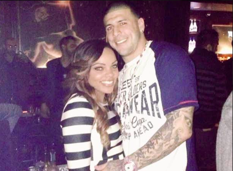 Aaron Hernandez's Former Fiancée Speaks On His Sexuality: If He Did Feel That Way, I Wish I Was Told