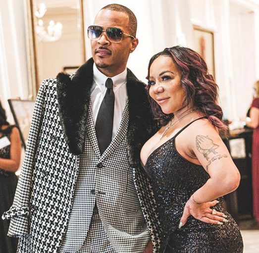 T.I Salutes Wife Tiny On Their 10th Wedding Anniversary: I'd Rather Struggle W/ You Than Shine Effortlessly W/ Anyone Else
