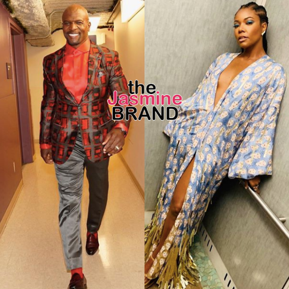 "Terry Crews Says ""There's Only One Woman On Earth I Have To Please, Her Name Is Rebecca"" Amidst Backlash Over Gabrielle Union Comments"
