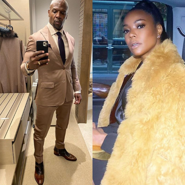 Gabrielle Union Appears To Lash Out At Terry Crews After He Says 'AGT' Is Diverse: Why Would Anyone Get Up On TV & Tell Lies!