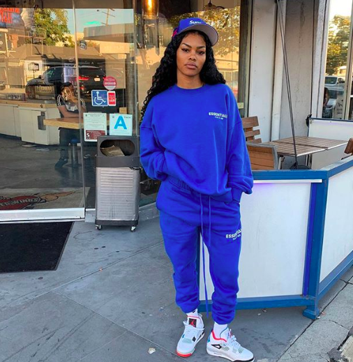 EXCLUSIVE: Teyana Taylor Lands New BET Reality Show