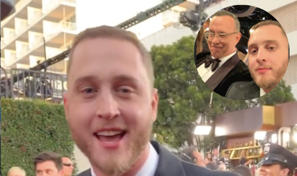 "Tom Hanks' Son Chet Hanks Accused Of Using ""Verbal Blackface"" As He Defends His Controversial Caribbean Accent [VIDEO]"