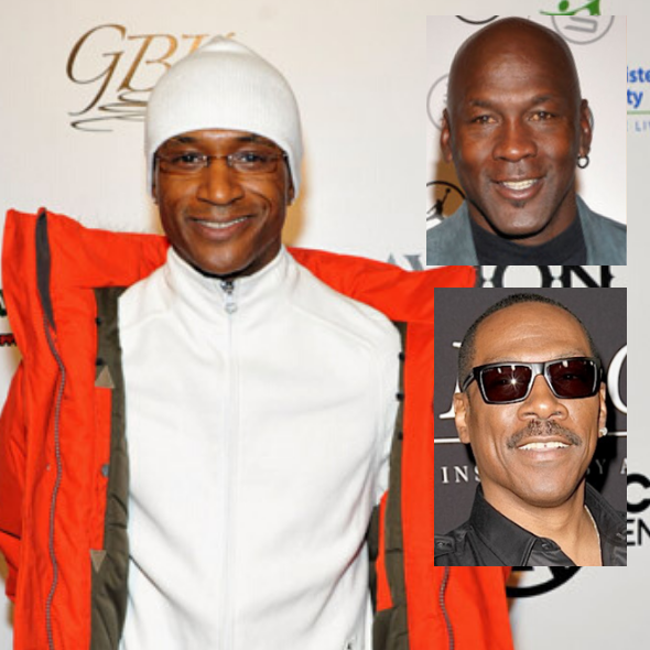 Tommy Davidson Compares Himself To Michael Jordan + Says 'SNL' Exec Told Him: Eddie Murphy Was A Mistake