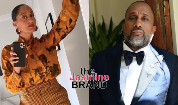 Tracee Ellis Ross Reportedly Dating 'Black-ish' Creator Kenya Barris