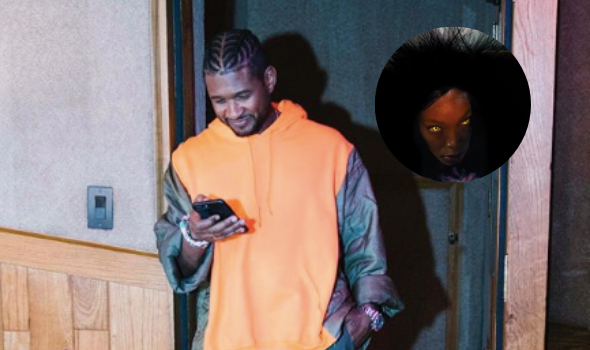 Usher Terrifies Fans w/ Teaser For 'Bad Hair' Film: You Gave Me A Heart Attack!