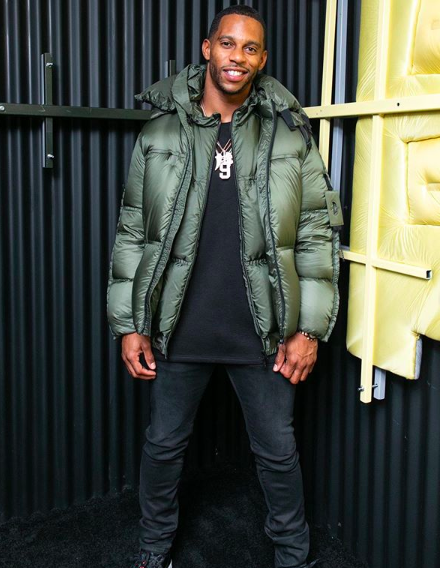Victor Cruz Tapped As Third Co-Host Of E!'s 'Pop Of The Morning'