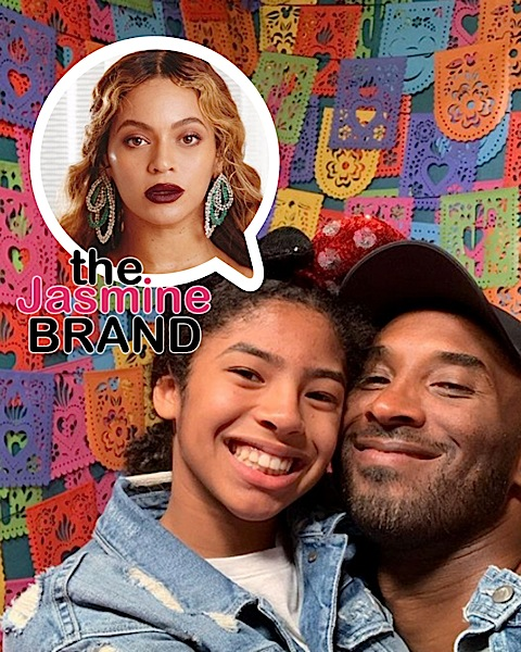 Beyonce Pays Homage To Kobe Bryant & Daughter Gianna [Photos]